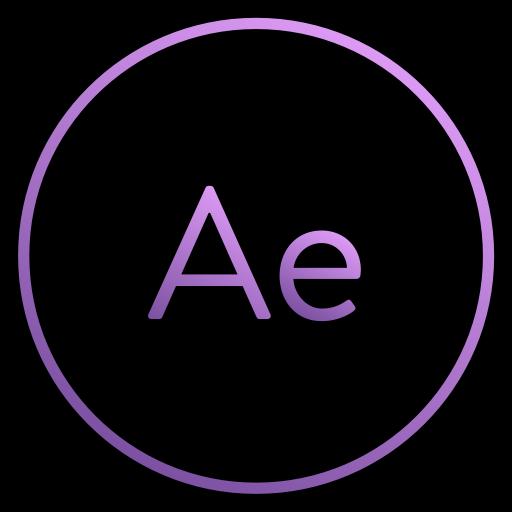 App, Movie, Aftereffects, Adobe, Viedo, Film, Editing Icon