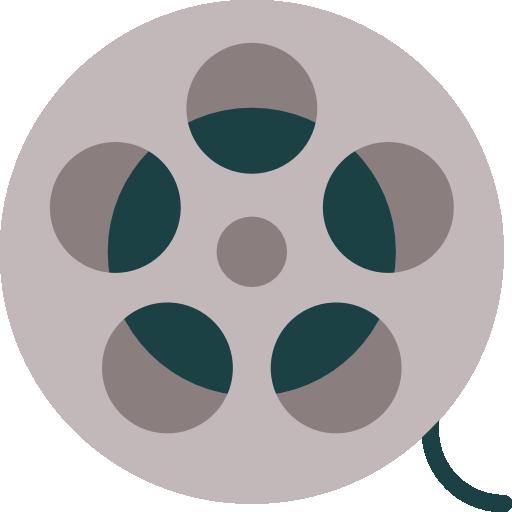 Film Reel Icon Communication And Media Freepik