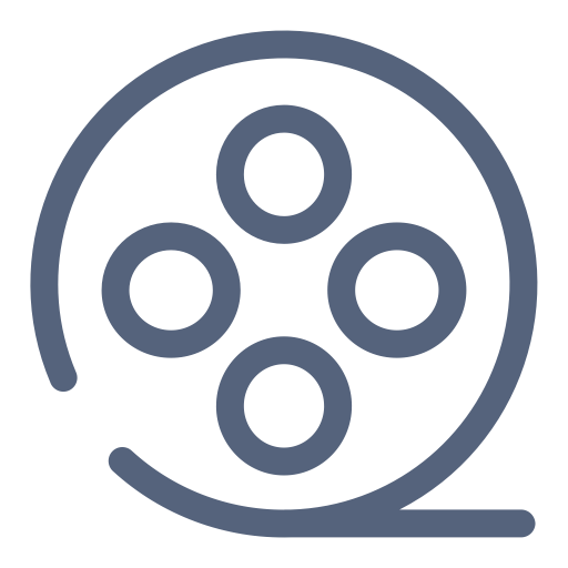 Film, Filmroll, Filmstrip Icon Png And Vector For Free Download