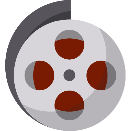 Film Reel Film Png Icon