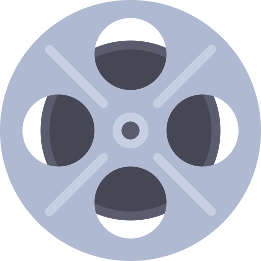 Film Reel Png Icon