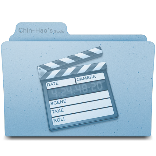 Final Cut Pro Folder Icon