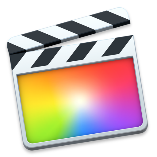 Final Cut Pro App Icon Ios Icons Final Cut Pro, Software, Finals