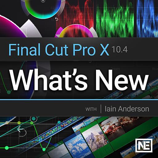 Final Cut Pro X Final Cut What's New