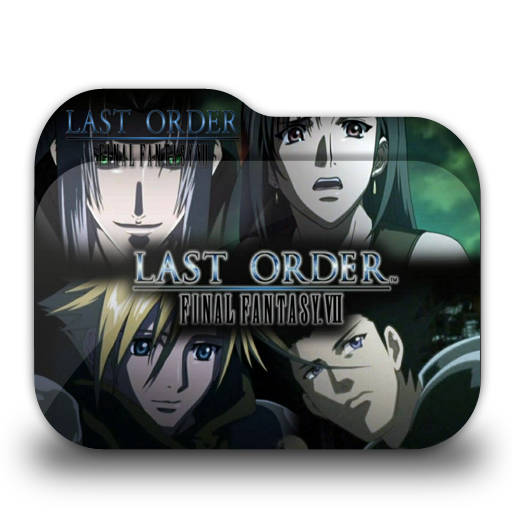 Final Fantasy Vii Last Order Original