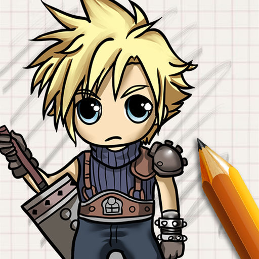 Let's Draw Final Fantasy Edition