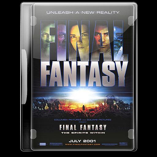 Final Fantasy Icon English Movie Iconset Danzakuduro