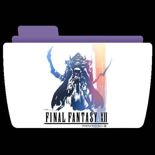 Final Fantasy Folder, File, Final Fantasy Icon Free