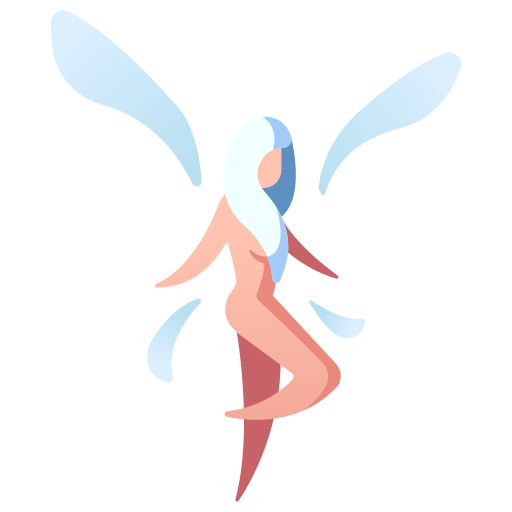 Fairy, Fantasy Icon Free Of Fantasy And Role Play Game