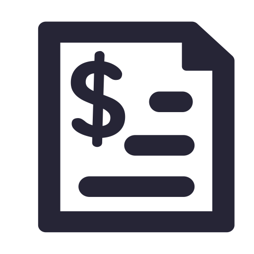 Financial Statements, Financial, Label Icon Png And Vector