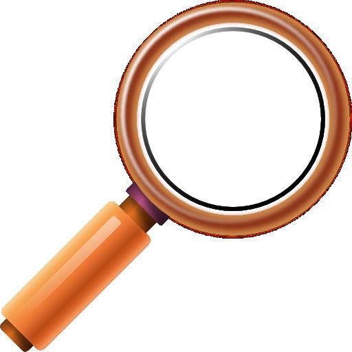 Edit, Find, Symbolic Icon