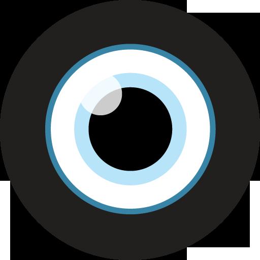 Visualize Us Icon Basic Round Social S Icons