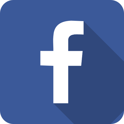 Facebook Icon Free Of Social Media Chamfered Corne