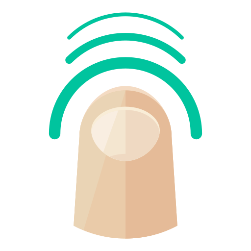 Triple Tap, Finger Icon Free Of Free Flat Icons