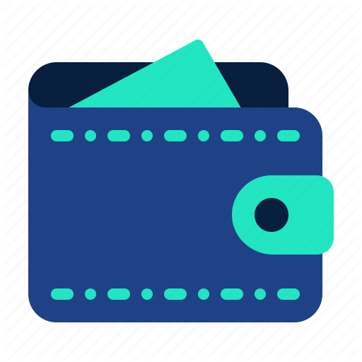 Financial, Fintech, Money, Solutions, Technology, Wallet Icon