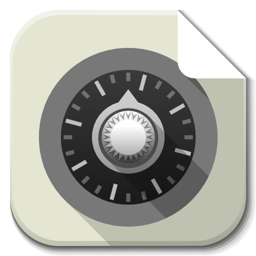 Apps Encrypted Icon Flatwoken Iconset Alecive