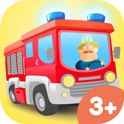 Little Fire Station Fox And Sheep Apps For Kids