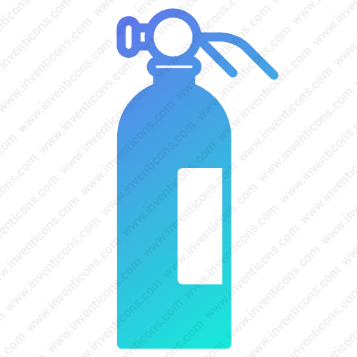 Download Extinguisher Icon Inventicons