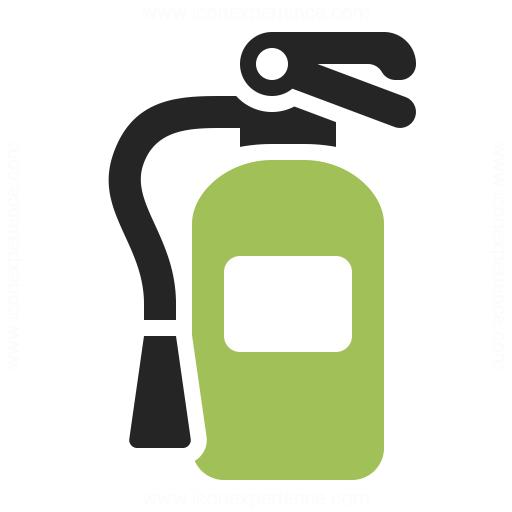 Fire Extinguisher Icon Iconexperience