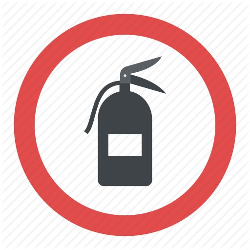 Fire Equipment Sign, Fire Extinguisher Label, Fire Extinguisher