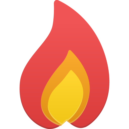 Hot Fire Icon