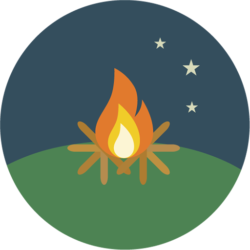Camp Fire Icon Download Free Icons