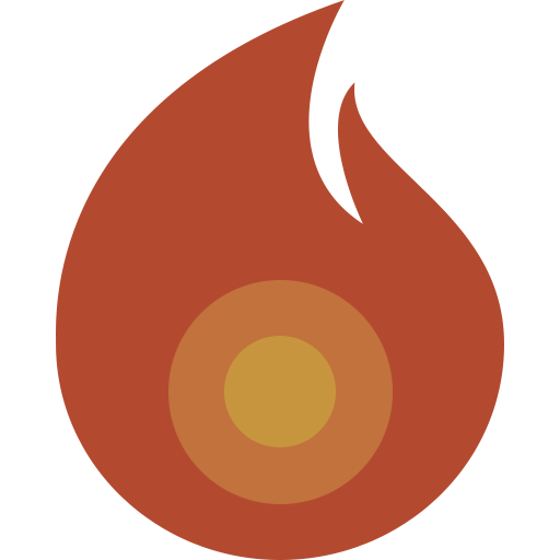 Candle, Fire, Flame, Hot, Light Icon