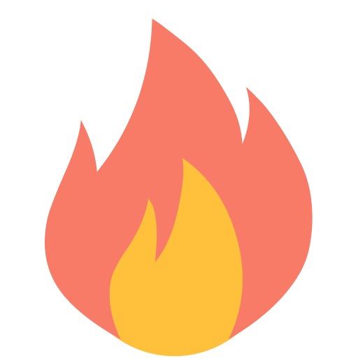 Fire, Light, Lighting Icon Png And Vector For Free Download