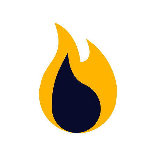 Flame, Fire Icon Free Of Vivid