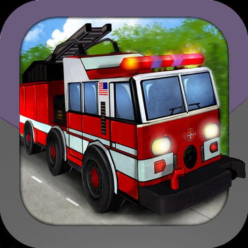 Fire Fighter Rescue Truck