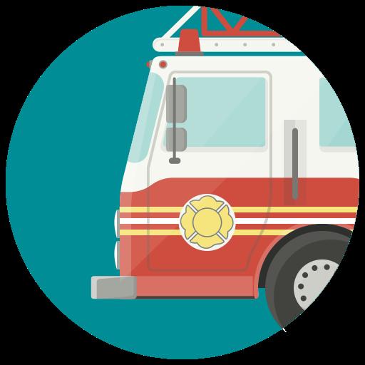 Firemen, Fire, Car, Firefighters, Transport, Fire Truck, Fire