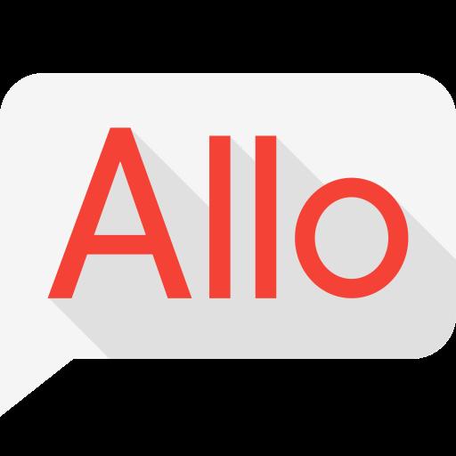 Allo, App, Application, Google, Message, Messenger Icon