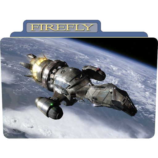 Firefly Icon Tv Movie Folder Iconset Aaron Sinuhe