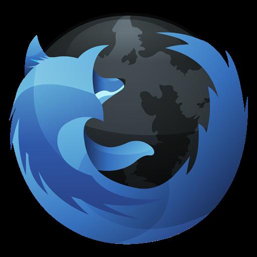 Firefox Dark Logo Ghngfchvgjhgcjgjgjgjgjg Mac