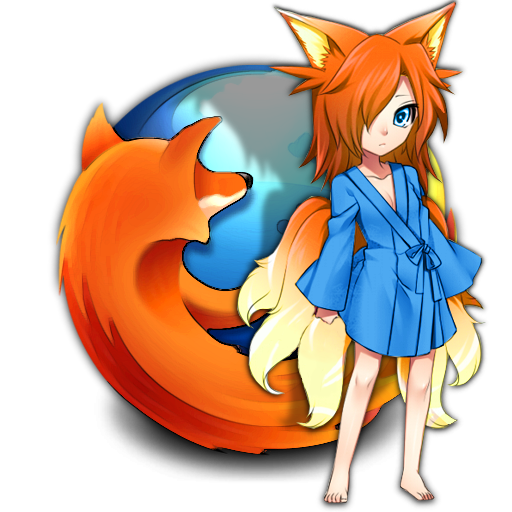 Pictures Of Firefox Icon Anime