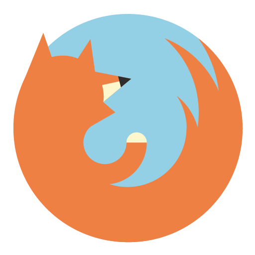 Appicns Firefox Icon Simplified App Iconset Appicns