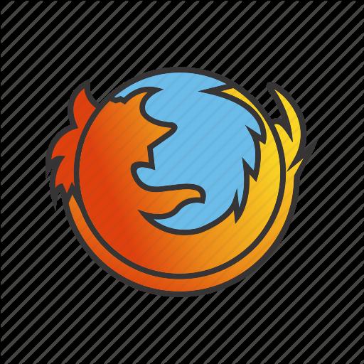 Firefox, Logo, Online, Seo, Sign, Social, Web Icon