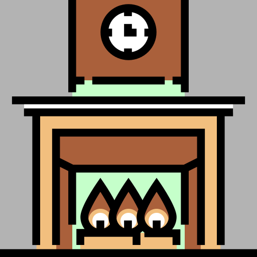 Fireplace Png Icon