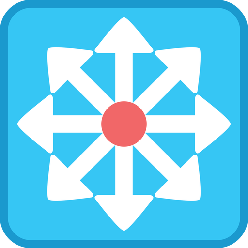 Cisco, Layer Multilayer, Networking, Stencil, Switch, Visio Icon