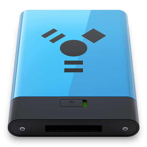 Blue Firewire B Icon Free Download As Png And Icon Easy