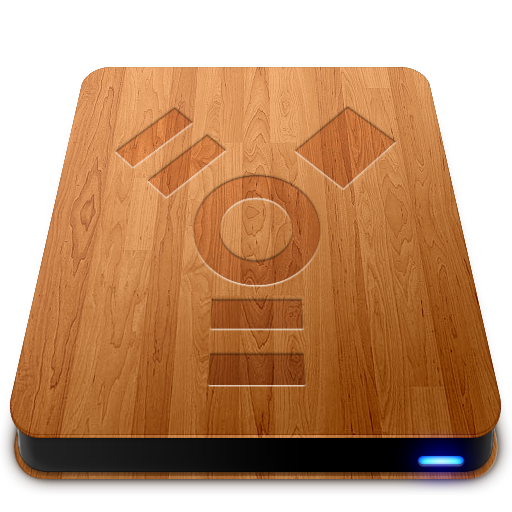 Wooden Slick Drives Firewire Icon Free Download As Png