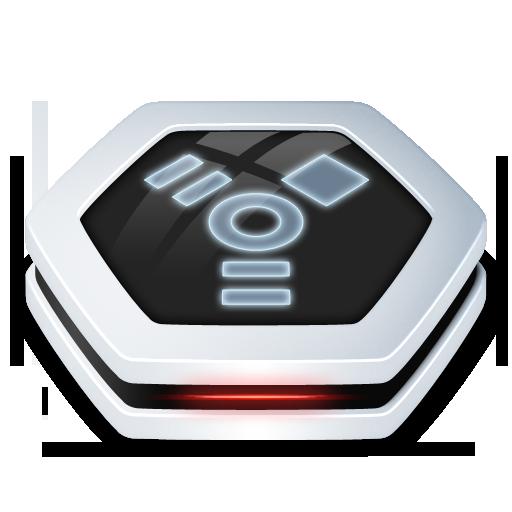 Drive Firewire Icon Senary Drive Iconset Arrioch