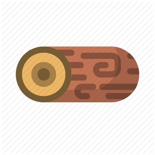 Firewood, Lumber, Outdoors, Wood Icon