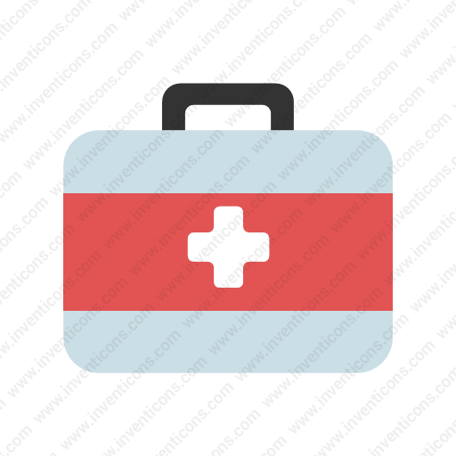 Download First,aid,kit Icon Inventicons