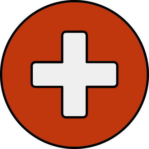 Hospital First Aid Png Icon