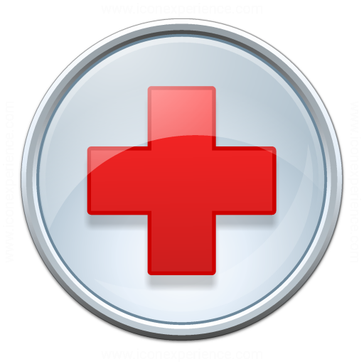 Iconexperience V Collection First Aid Icon