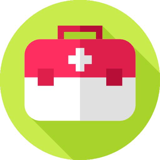 First Aid Kit Icon Pet Shop Freepik