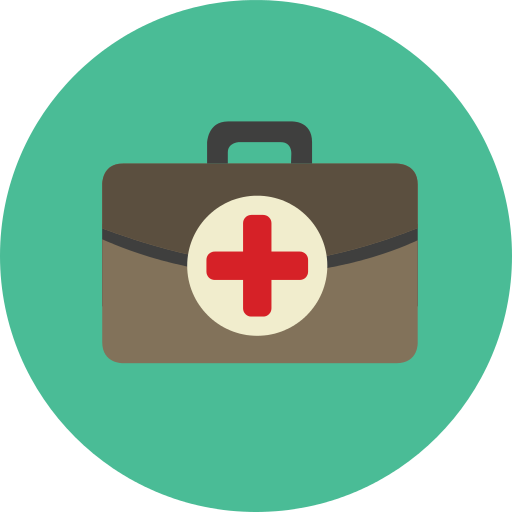 First Aid Kit Png Icon