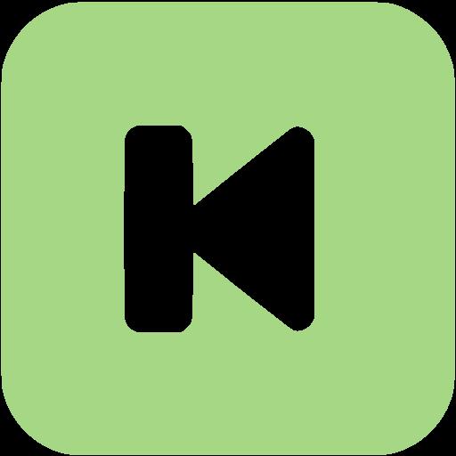 Guacamole Green First Icon
