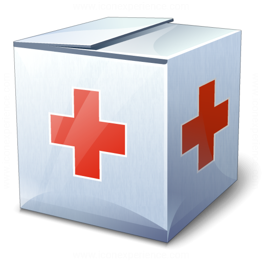 Iconexperience V Collection First Aid Box Icon